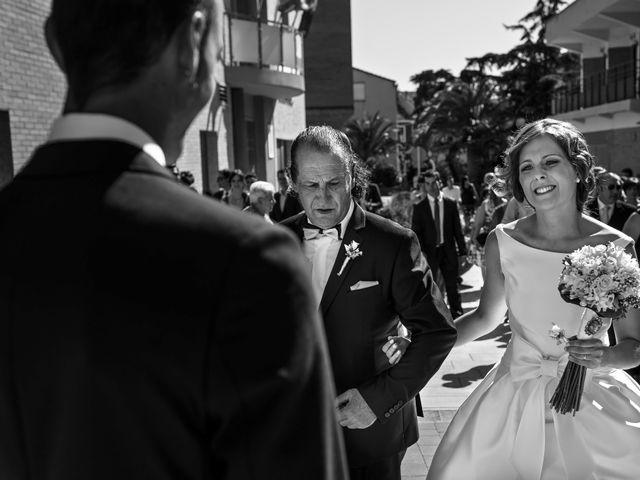 La boda de Gullermo y Sheila en Alfajarin, Zaragoza 24