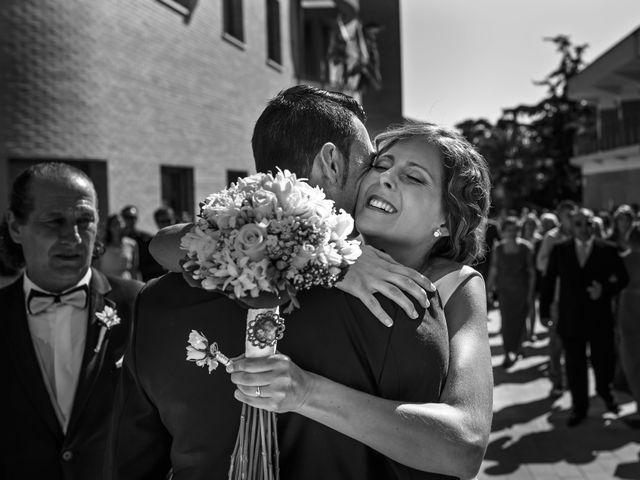 La boda de Gullermo y Sheila en Alfajarin, Zaragoza 25