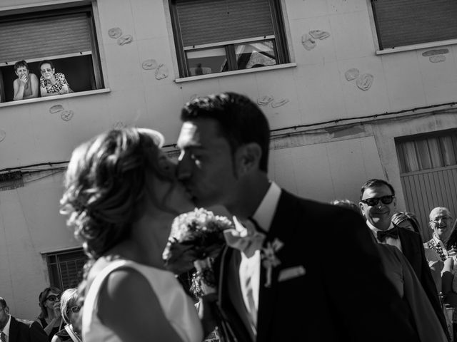 La boda de Gullermo y Sheila en Alfajarin, Zaragoza 26