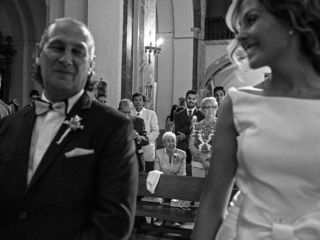 La boda de Gullermo y Sheila en Alfajarin, Zaragoza 29