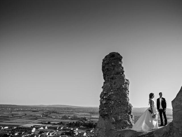 La boda de Gullermo y Sheila en Alfajarin, Zaragoza 35