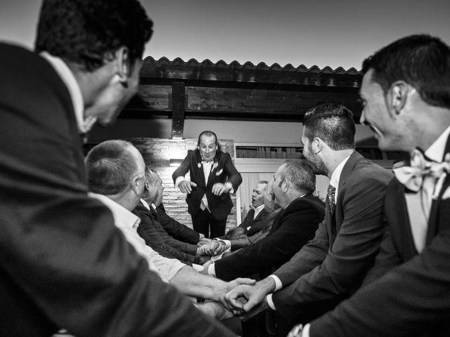 La boda de Gullermo y Sheila en Alfajarin, Zaragoza 42