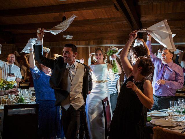La boda de Gullermo y Sheila en Alfajarin, Zaragoza 43