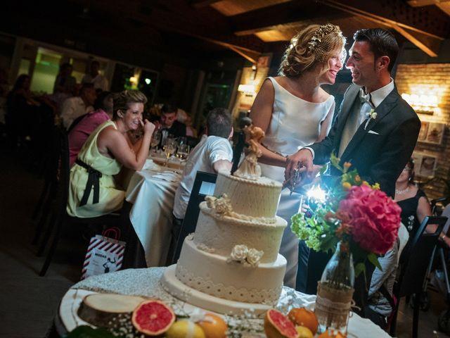 La boda de Gullermo y Sheila en Alfajarin, Zaragoza 45