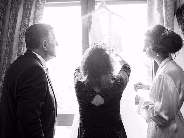 La boda de Dani y Leire en Loiu, Vizcaya 2