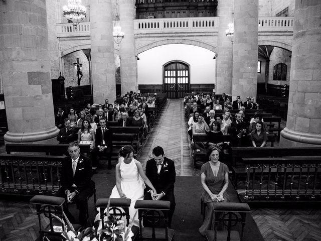 La boda de Dani y Leire en Loiu, Vizcaya 9