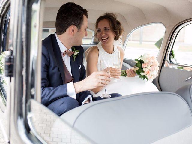 La boda de Dani y Leire en Loiu, Vizcaya 11