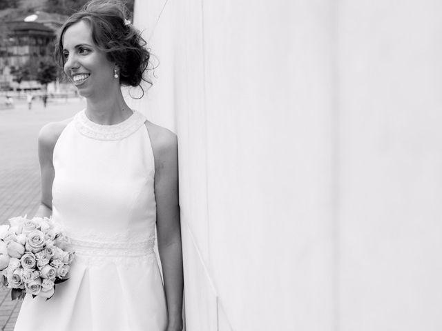 La boda de Dani y Leire en Loiu, Vizcaya 12