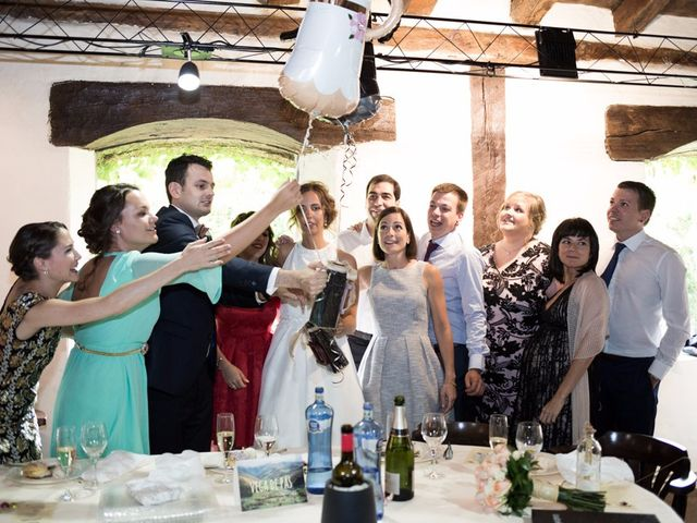 La boda de Dani y Leire en Loiu, Vizcaya 20