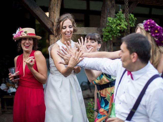La boda de Dani y Leire en Loiu, Vizcaya 25