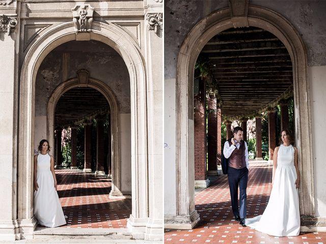 La boda de Dani y Leire en Loiu, Vizcaya 26
