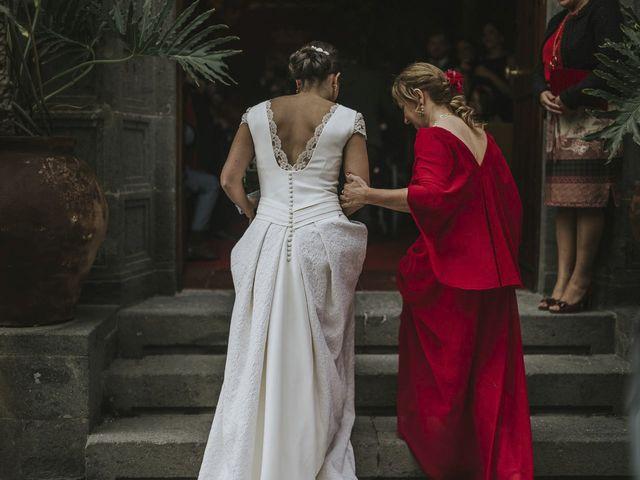 La boda de Eric y Nuria en Las Palmas De Gran Canaria, Las Palmas 12