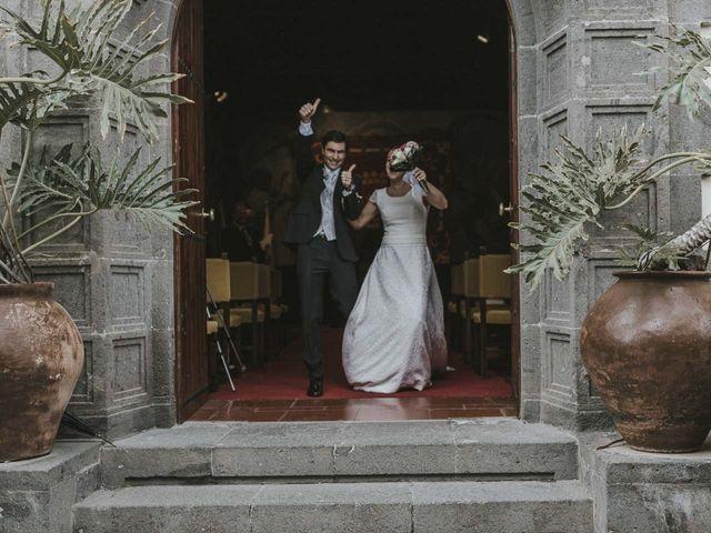 La boda de Eric y Nuria en Las Palmas De Gran Canaria, Las Palmas 17
