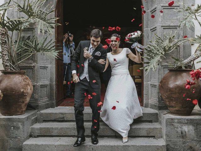 La boda de Eric y Nuria en Las Palmas De Gran Canaria, Las Palmas 18