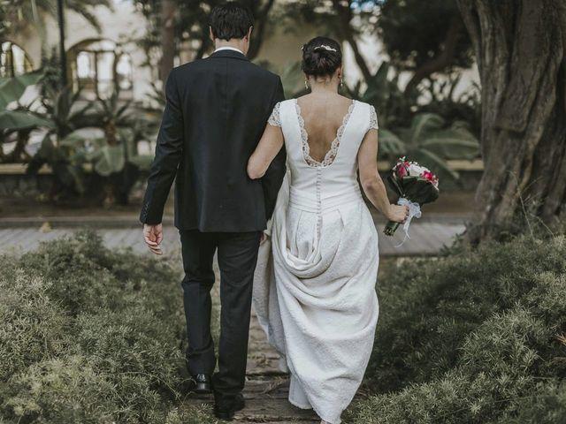La boda de Eric y Nuria en Las Palmas De Gran Canaria, Las Palmas 22