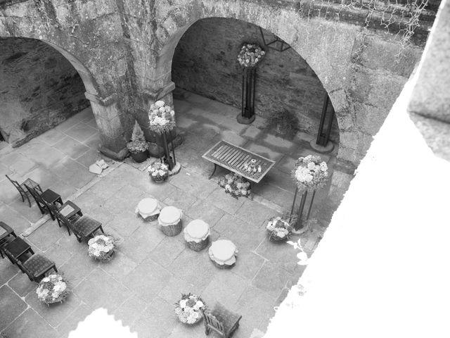 La boda de Daniel y Tatiana en San Tirso (Mens), A Coruña 2