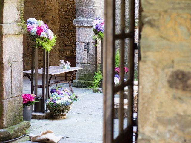 La boda de Daniel y Tatiana en San Tirso (Mens), A Coruña 6