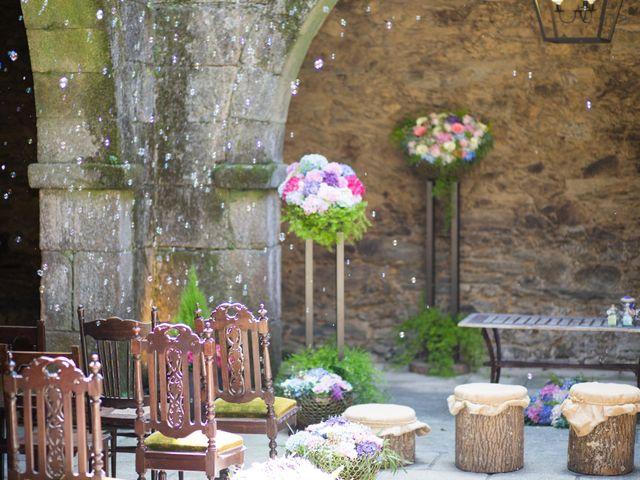 La boda de Daniel y Tatiana en San Tirso (Mens), A Coruña 7