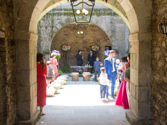 La boda de Daniel y Tatiana en San Tirso (Mens), A Coruña 8