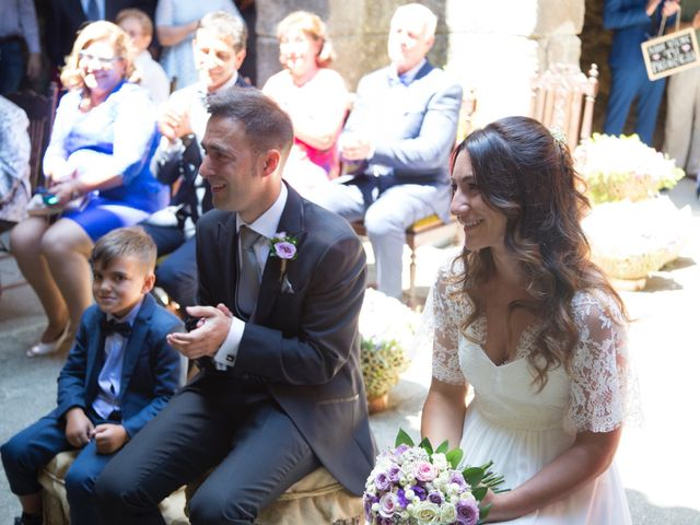 La boda de Daniel y Tatiana en San Tirso (Mens), A Coruña 11