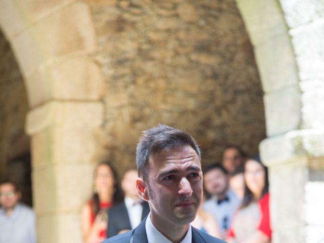 La boda de Daniel y Tatiana en San Tirso (Mens), A Coruña 14