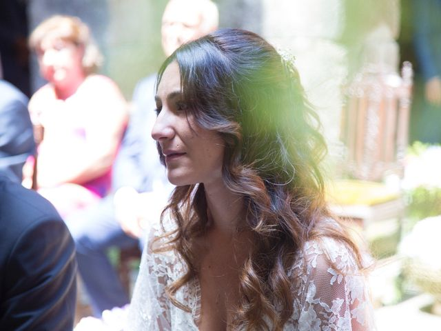 La boda de Daniel y Tatiana en San Tirso (Mens), A Coruña 15