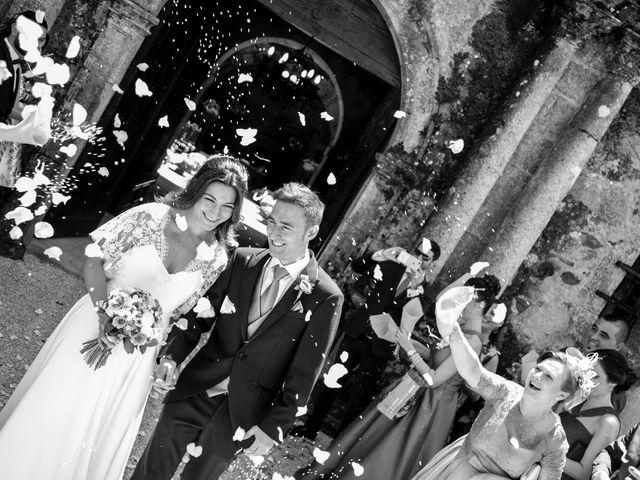 La boda de Daniel y Tatiana en San Tirso (Mens), A Coruña 17