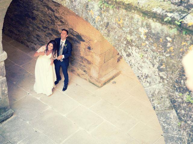 La boda de Daniel y Tatiana en San Tirso (Mens), A Coruña 18