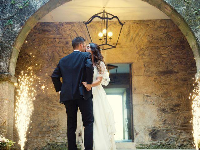 La boda de Daniel y Tatiana en San Tirso (Mens), A Coruña 20