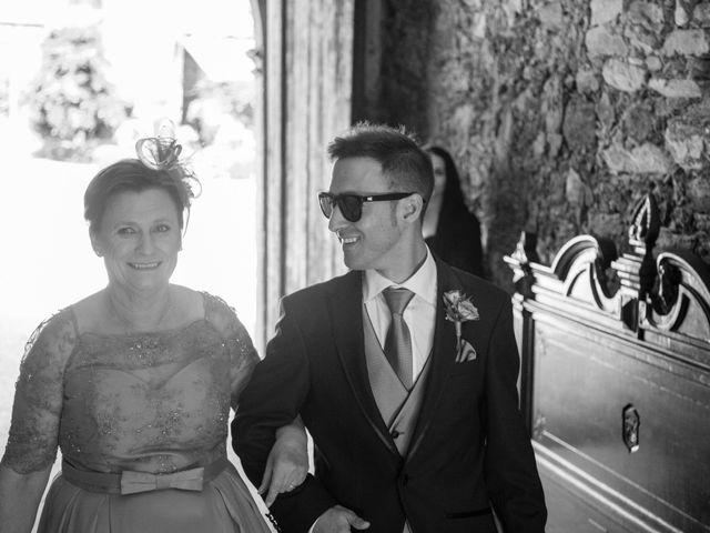 La boda de Daniel y Tatiana en San Tirso (Mens), A Coruña 21