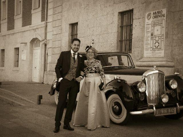 La boda de Sandro y Maite en Valladolid, Valladolid 1