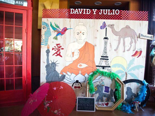 La boda de Julio y David en El Puig, Valencia 11