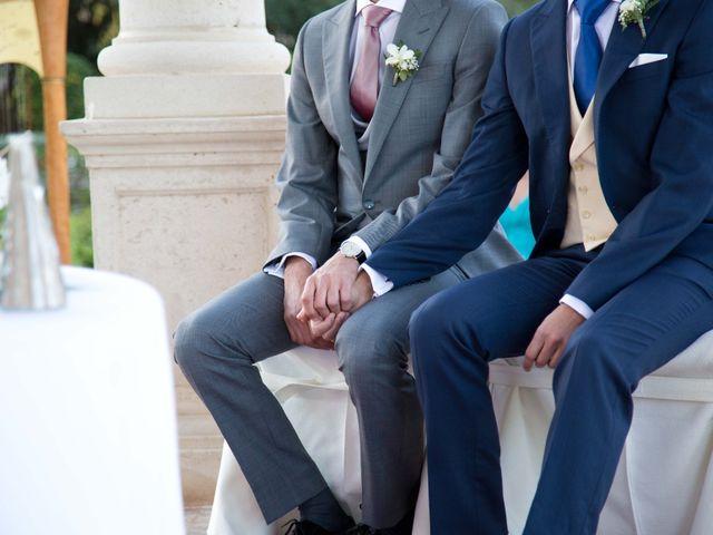 La boda de Julio y David en El Puig, Valencia 21