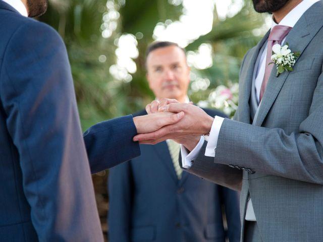 La boda de Julio y David en El Puig, Valencia 25