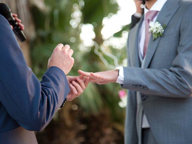 La boda de Julio y David en El Puig, Valencia 26