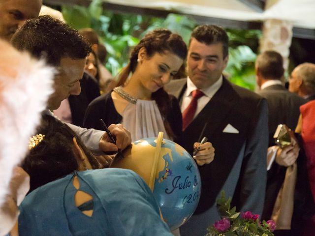 La boda de Julio y David en El Puig, Valencia 28