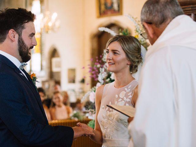 La boda de Hannah y Edd