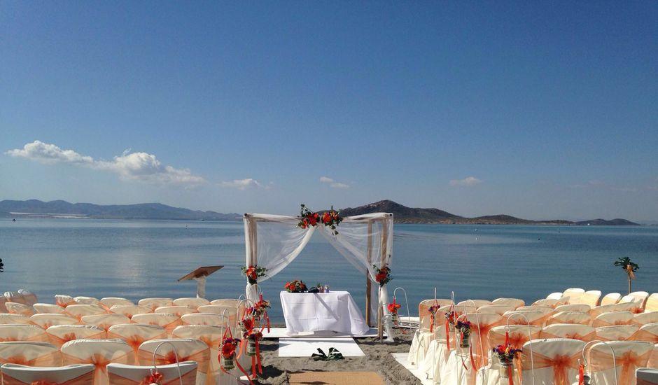 La boda de Antonio  y Carolina en La Manga Del Mar Menor, Murcia