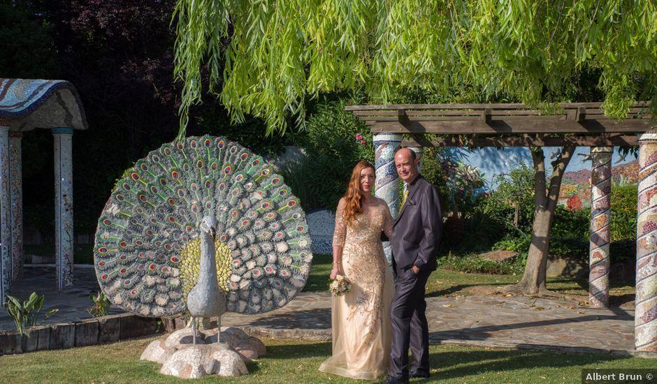La boda de Carlos y Laura en Sabadell, Barcelona
