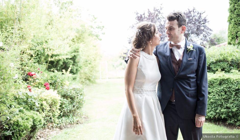 La boda de Dani y Leire en Loiu, Vizcaya