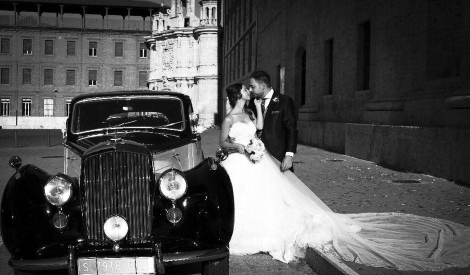 La boda de Sandro y Maite en Valladolid, Valladolid