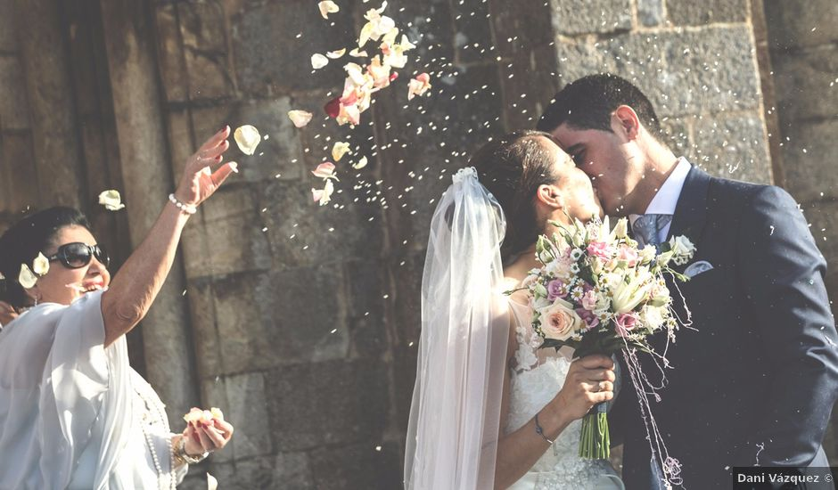La boda de Miguel y Sandra en A Coruña, A Coruña