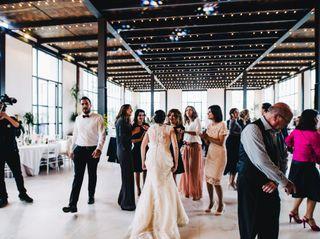 La boda de Melani y Alberto 1