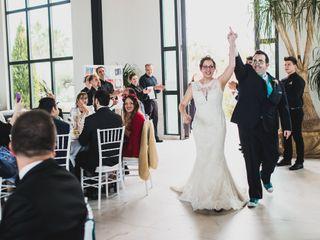 La boda de Melani y Alberto
