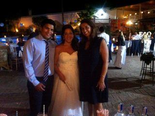 La boda de Olga y Edu