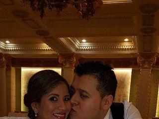 La boda de Juan Carlos  y Juliana Beatriz  1