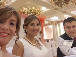 La boda de Juan Carlos  y Juliana Beatriz  2