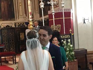 La boda de María de los Ángeles y Daniel 2