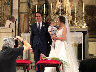 La boda de Xavi  y Silvia