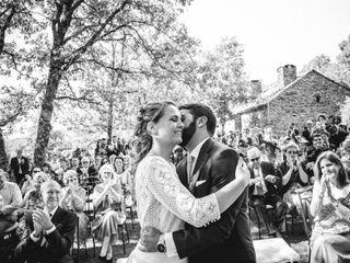 La boda de Ester y Mario